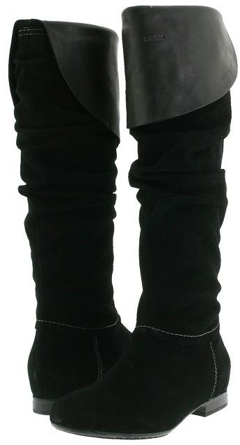 Geox D Judith 5 (Black) - Footwear