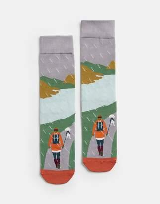 Joules Brilliant Bamboo Single Socks