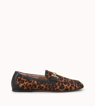 Tod's Tods Loafers in Ponyskin Effect Leather
