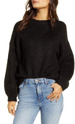 Only Linetta Balloon Sleeve Sweater