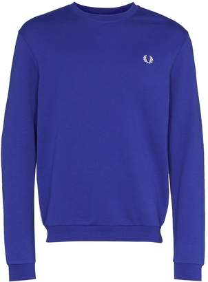 Fred Perry logo tape sweatshirt