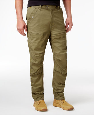 G-Star RAW Men's Rackam Slim-Fit Tapered Cargo Pants $170 thestylecure.com
