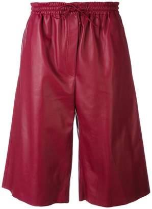 Joseph drawstring knee-length shorts