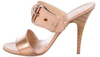 Giuseppe Zanotti Leather Multistrap Sandals
