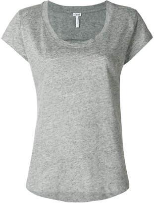 Loewe Scoop neck T-Shirt