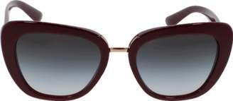 Dolce & Gabbana Gradient Sunglasses