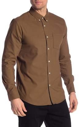 Volcom Oxford Stretch Modern Fit Shirt