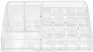 SORBUS Sorbus Acrylic Top Sectional Cosmetic Organizer - Multi Compartment