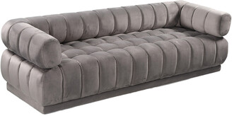 Chic Home Quebec Grey Sofa