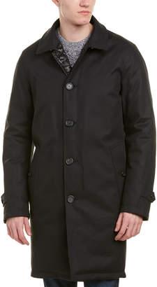 Burberry Norris Reversible Trench Coat