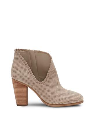 Vince Camuto Fernlee Perforated Bootie