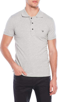 Diesel Quarter-Zip Polo
