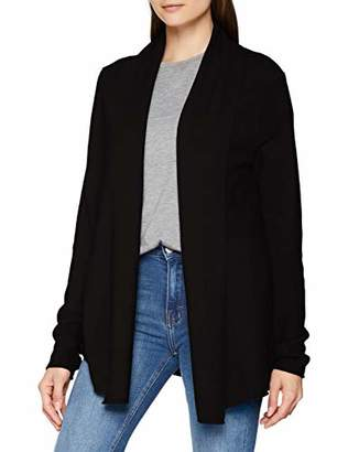 Cecil Women's 252706 Enisa Cardigan (Black 10001), X-Large