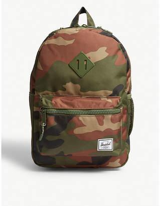 Herschel Heritage camouflage backpack