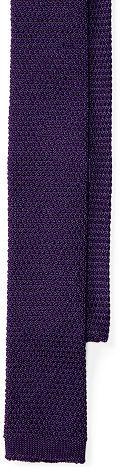 Ralph Lauren Purple LabelRalph Lauren Purple Label Knit Silk Tie