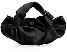 The Row Women's Ascot Velvet Hobo Bag