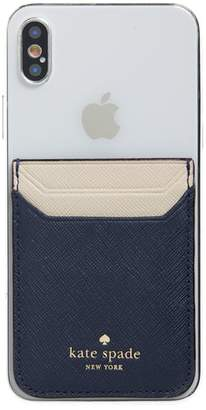 Kate Spade Phone Triple Sticker Pocket