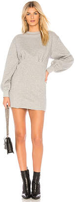 L'Academie The Margot Fleece Dress
