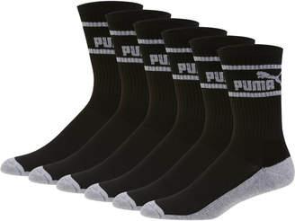 Mens Crew Socks (6 Pack)