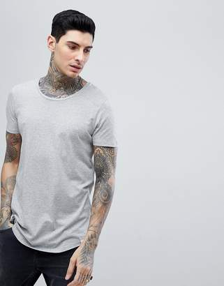 Lee shape t-shirt in gray