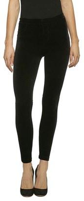 Women's Sanctuary Grease Velvet Leggings $79 thestylecure.com