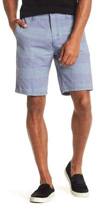 Micros Stripe Slub Walk Shorts