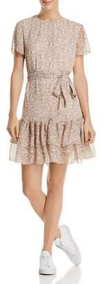 DAY Birger et Mikkelsen The East Order Ruffled Floral-Print Dress