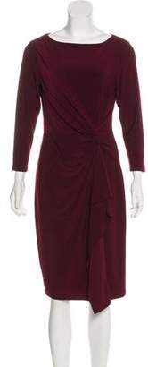 Lauren Ralph Lauren Knee-Length Jersey Dress
