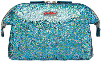Cath Kidston Painted Glitter Framed Cosmetic Bag