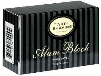 The Art of Shaving Alum Block Natural Antiseptic Stone (For After Shaving & Minor Cuts) - 104g/3.68oz