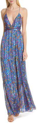 BA&SH Rosy Maxi Dress
