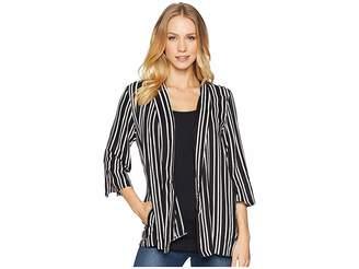 Angie Stripe Blazer Women's Jacket
