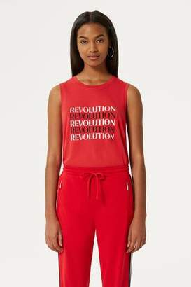 Rebecca Minkoff Revolution Muscle Tee