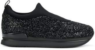 Hogan H222 glitter sneakers