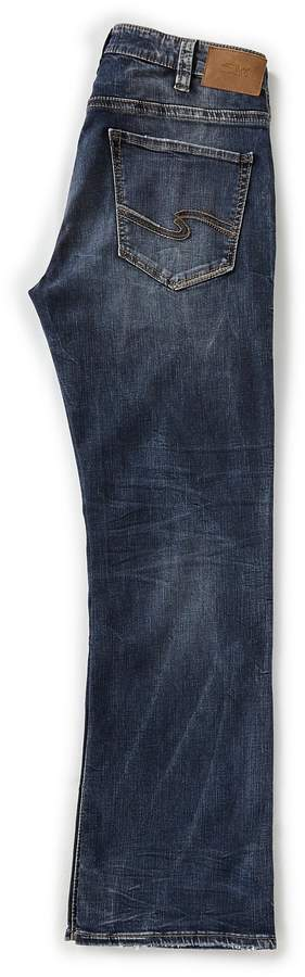 Silver Jeans Co. Craig Stretch Easy Fit Bootcut Jeans