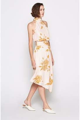 Joie Kehlani Silk Dress