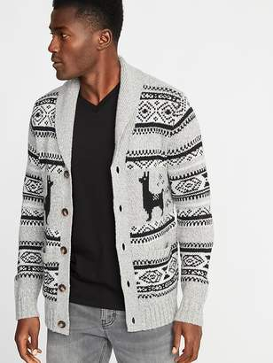 Old Navy Shawl-Collar Cardigan for Men