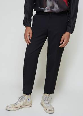 Yohji Yamamoto Gabardine Slim Pant