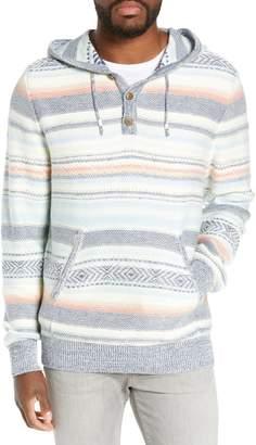 Faherty Baja Stripe Sweater