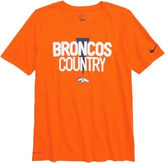 Nike Dry Hyperlocal NFL Denver Broncos T-Shirt