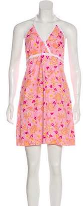 Lilly Pulitzer Printed Halter Dress
