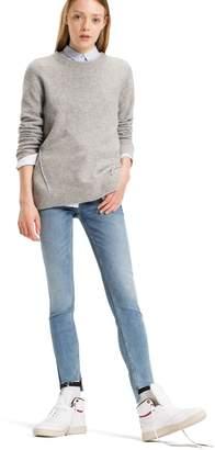 Tommy Hilfiger Split Hem Sweater