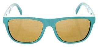Burberry Tinted Square Sunglasses