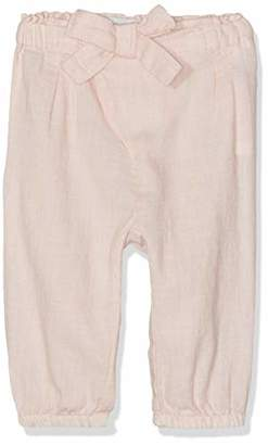 Name It Baby Girls' NBFDAJLA Pant Trousers, Rosa Strawberry Cream, (Size: )