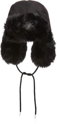 93c60d9c97b Charlotte Simone Helmut Faux-Fur Hat