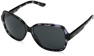 Armani Exchange Women's Plastic Woman Sunglass Oval