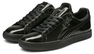 Puma Clyde Leather Lace-Up Sneaker