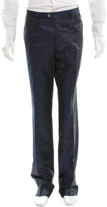 Michael Bastian Wool-Blend Flat Front Pants w/ Tags