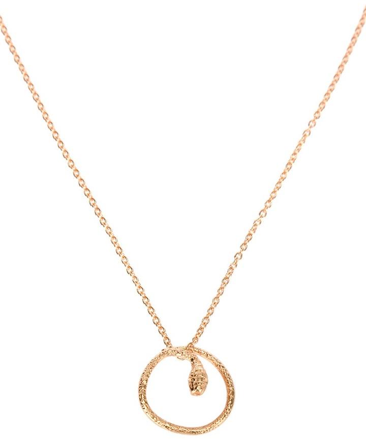 Momocreatura Snake Pendant necklace