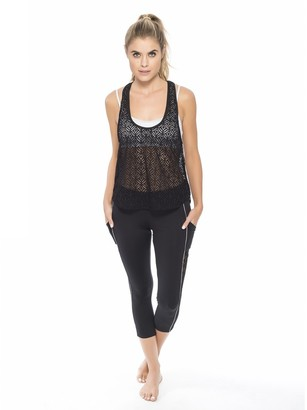 NEXT Inner Glow Crop Pant $74 thestylecure.com